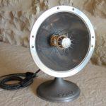 Lampe Radiateur parabolique Calor 1 Patabrac