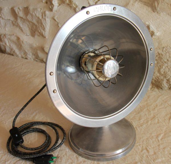 VENDU Lampe / Radiateur parabolique Calor vintage