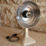 Lampe Radiateur parabolique Thermor Gien 1 Patabrac