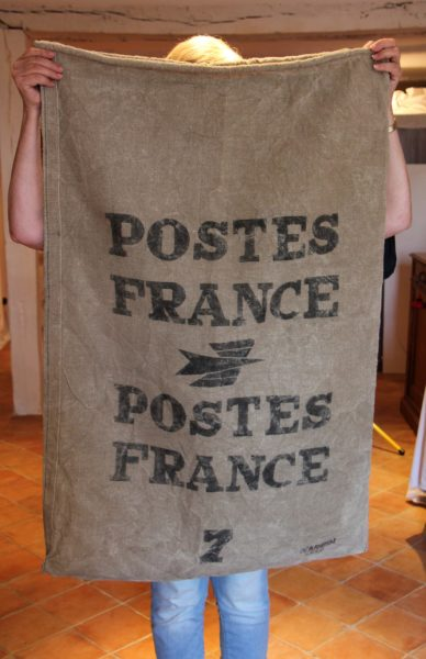 VENDU Sac à courrier Postes France