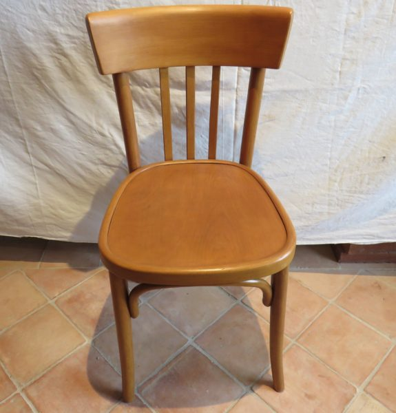 "Chaise de bistrot style ""Baumann"""