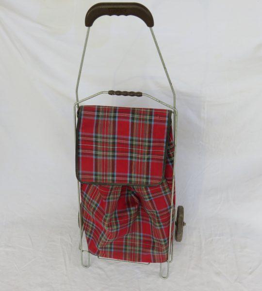 VENDU Chariot à courses Caddie vintage