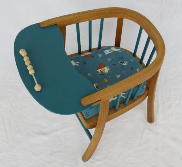 VENDU Chaise pot type Baumann