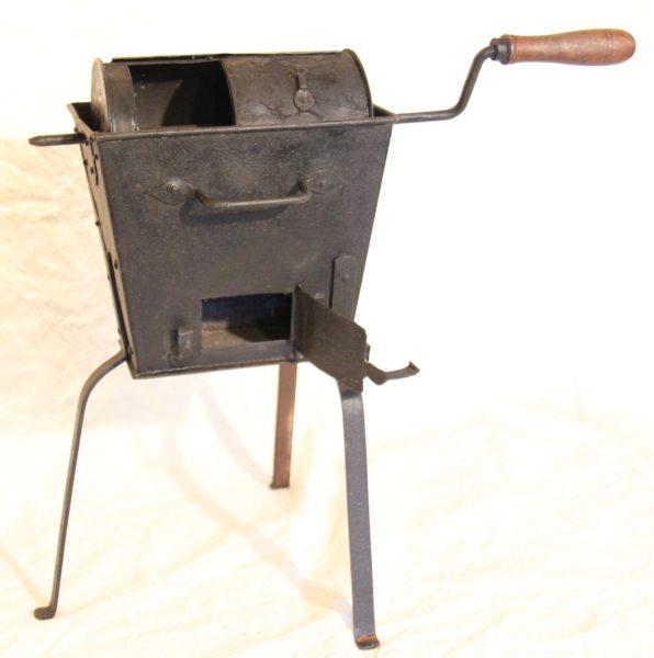VENDU Torréfacteur de cheminée