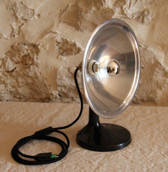 VENDU Lampe atelier parabolique Als.Thom 1933