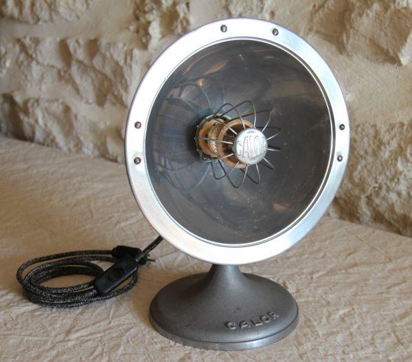 Lampe / Radiateur parabolique Calor 50's