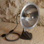Lampe Radiateur parabolique Cobra 1 Patabrac