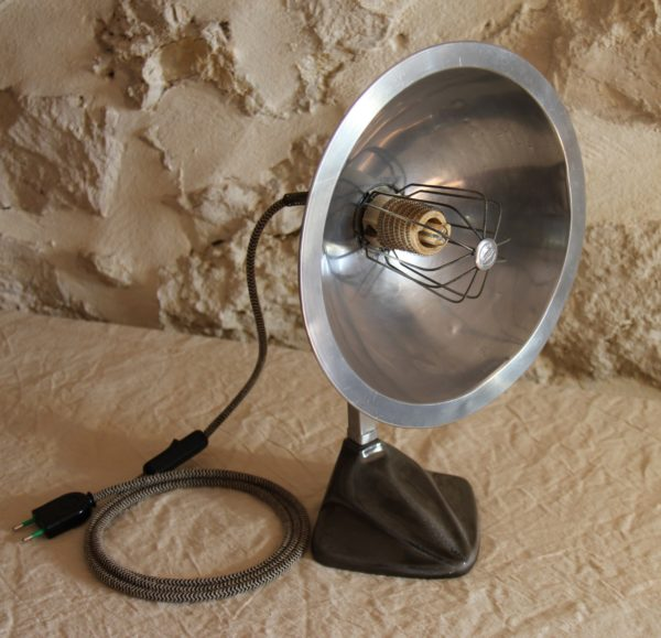 Lampe / Radiateur parabolique Cobra
