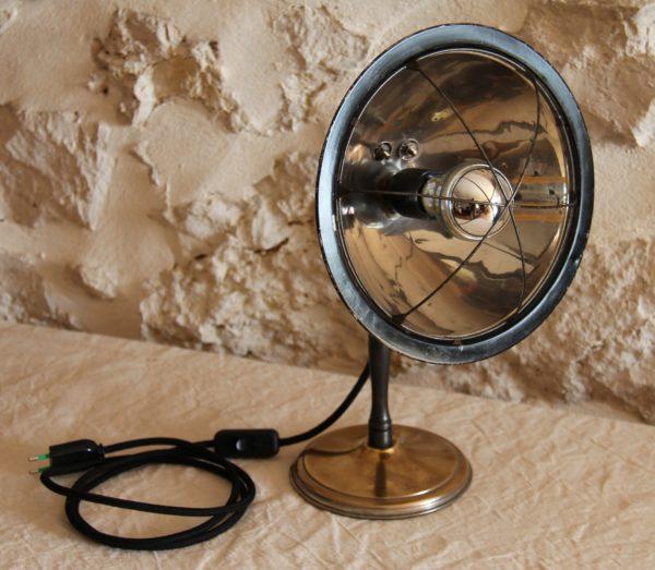 VENDU Lampe / Radiateur parabolique années 30