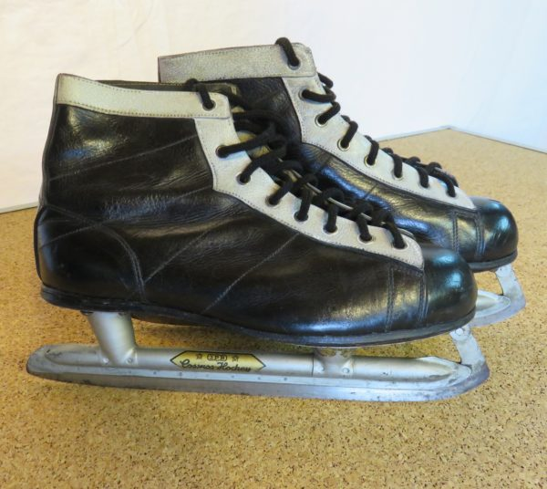 Patins de Hockey vintage